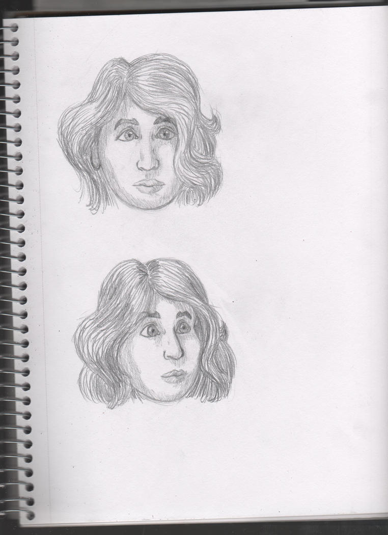 Face Sketches by Dragimal