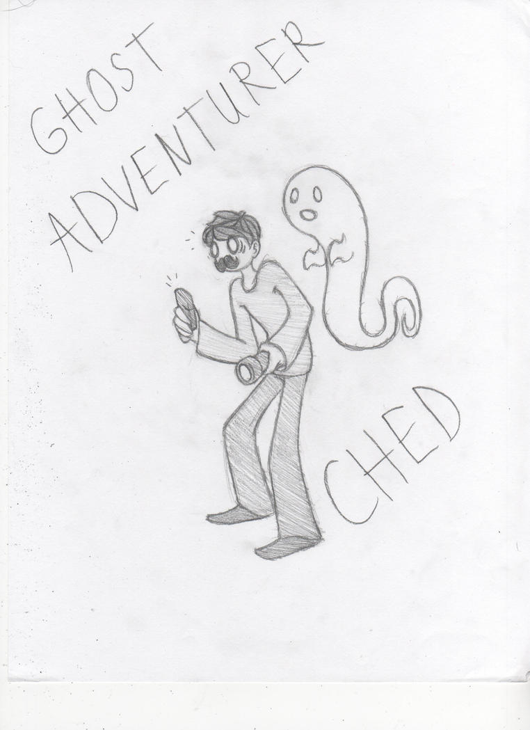 GHOST ADVENTURER CHED by Dragimal