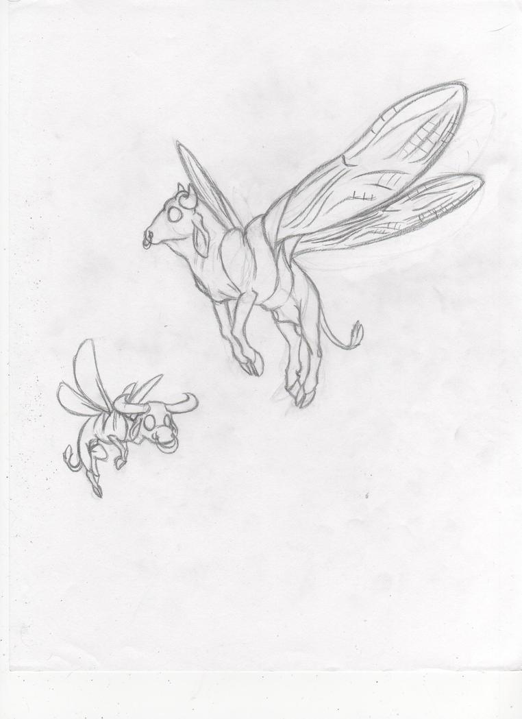 Tinkerbull by Dragimal