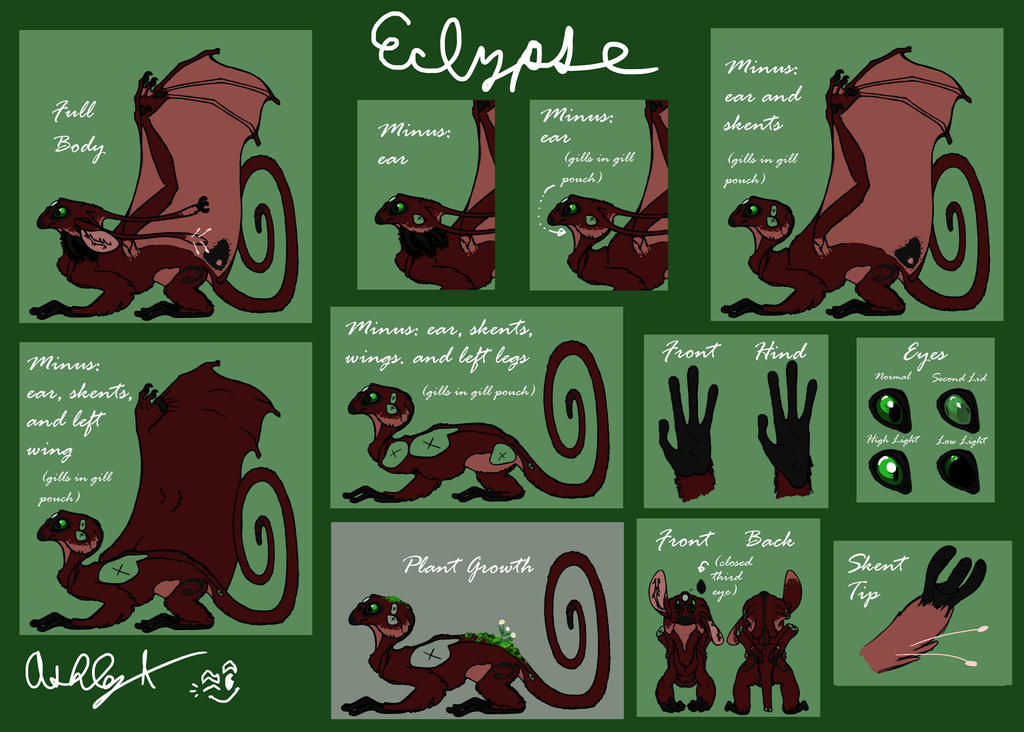 Eclypse ref (OLD!!) by Dragimal