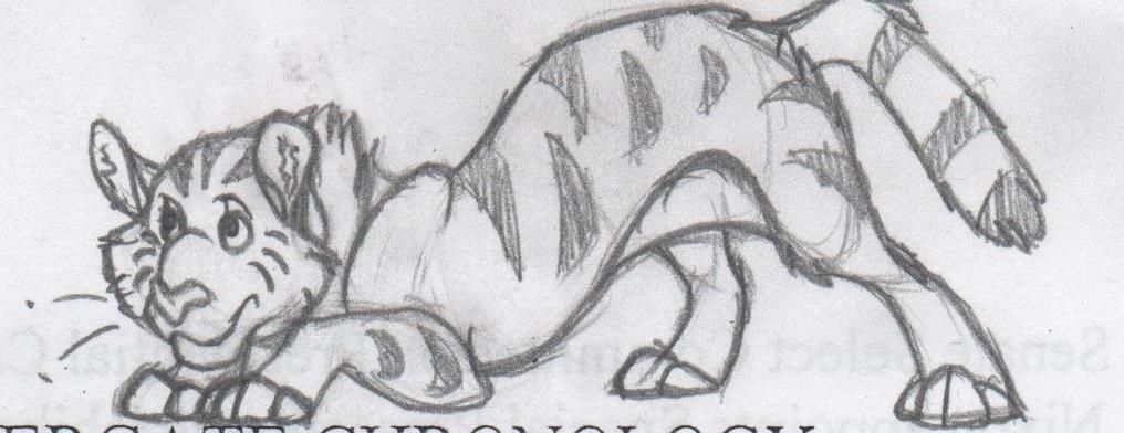 Tiger?? by Dragimal