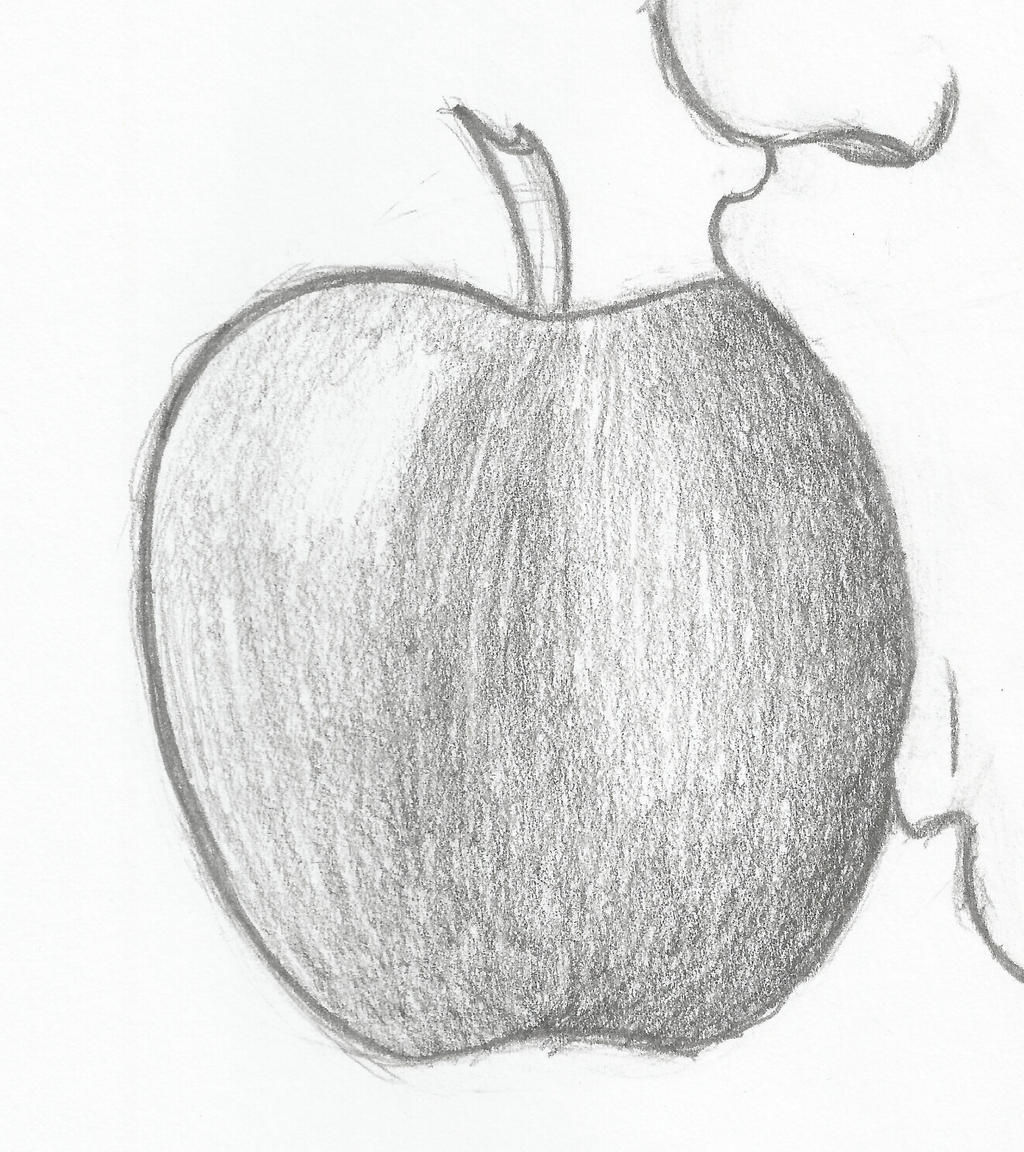 Apple by Dragimal