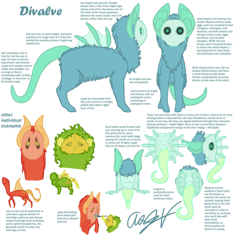 Divalve 1.0 (OLD) by Dragimal