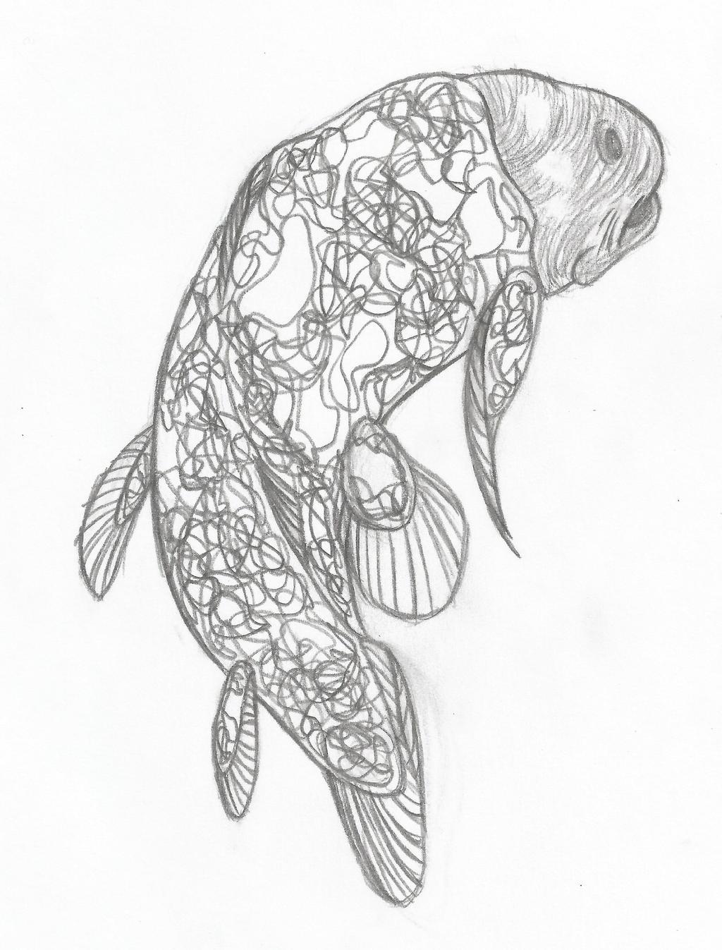 Coelacanth by Dragimal