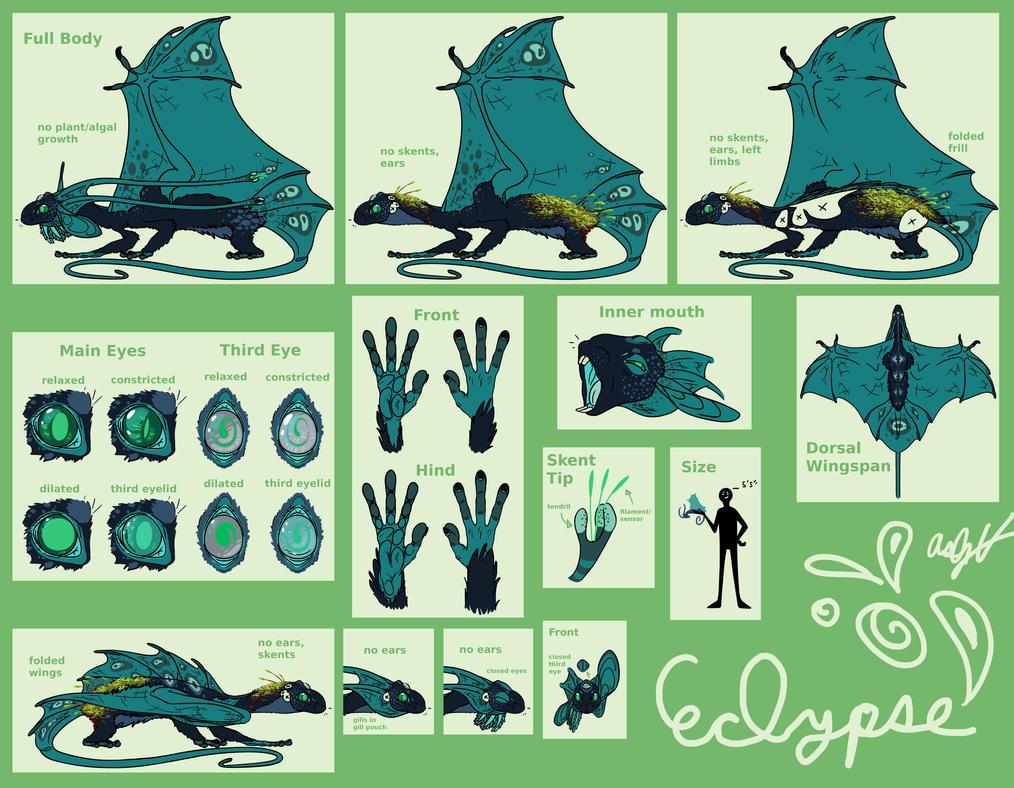 Eclypse ref by Dragimal