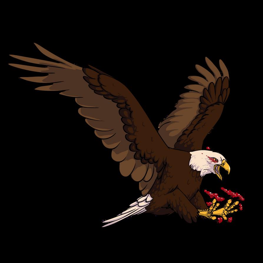 Baseball Eagle by Dragimal