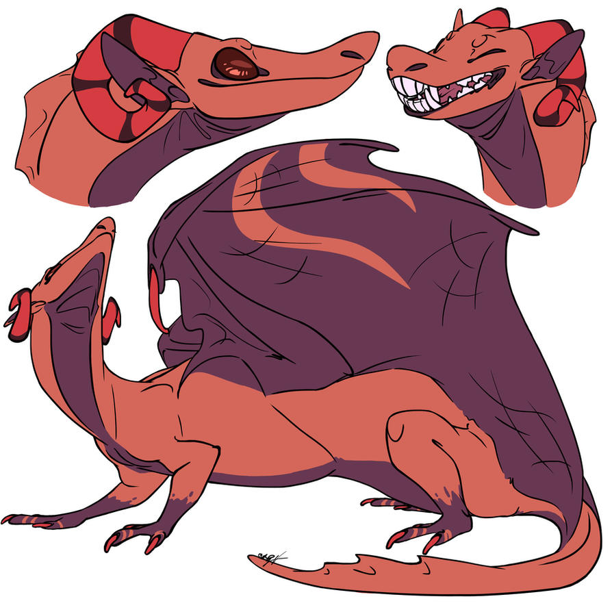 Dragon Oso by Dragimal