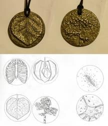Aspen Medallion by Dragimal