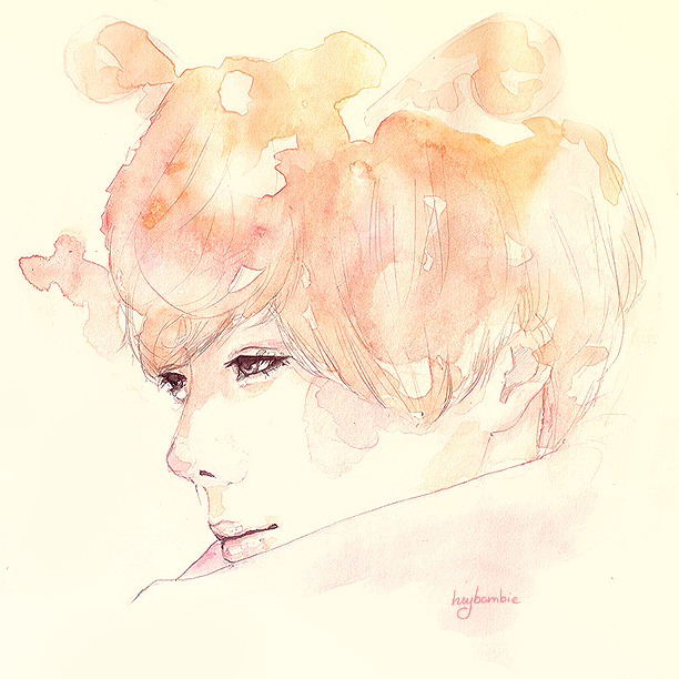 luhannie by heybambie
