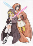 The (poor) Master and the Padawan
