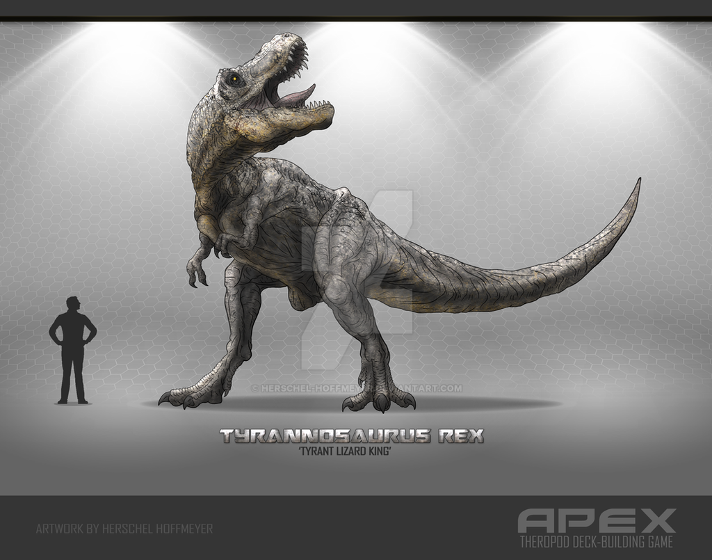 Pin tiranossauro rex on pinterest for Tyrannosaurus
