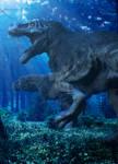 Apex: Boss - Tyrannosaurus