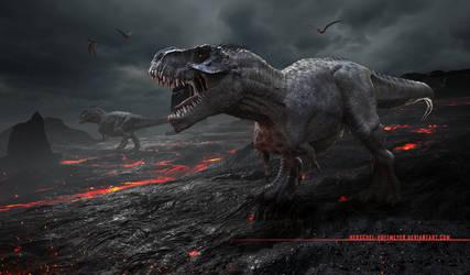 Extinction by Herschel-Hoffmeyer