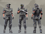 Tactical Assault Commando - Ronen (Updated)
