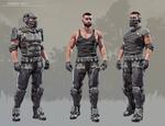 Tactical Assault Commando - Ronen 2