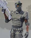 Tactical Assault Commando - Darius