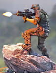 Tactical Assault Commando - Ronen 3