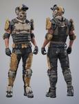 Tactical Assault Commando - Texture Set 5