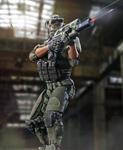 Tactical Assault Rifle