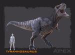 Apex Dinosaur Profile: Tyrannosaurus