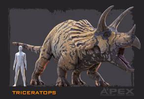 Apex Dinosaur Profile: Triceratops