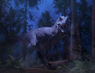Moonlight Patrol by Herschel-Hoffmeyer