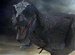Tyrannosaurus Rex 3 for Daz3D- Up Close