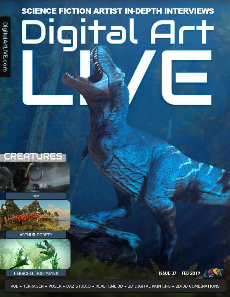 DigitalArtLive by Herschel-Hoffmeyer