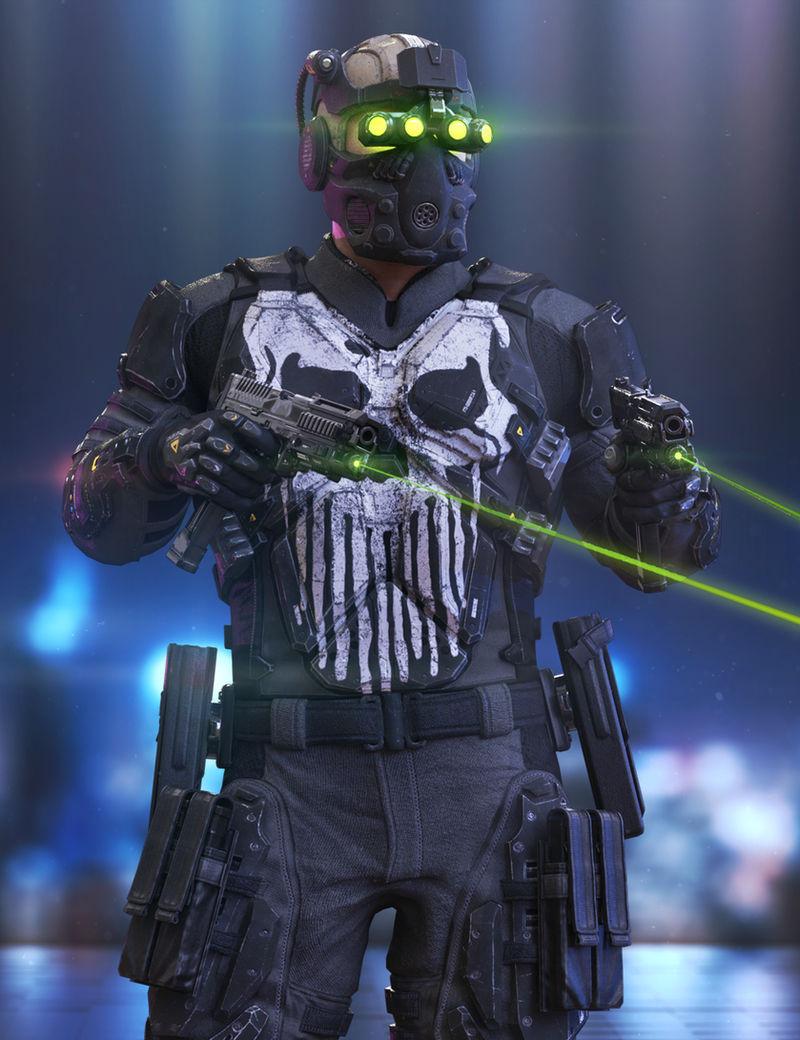 Harbinger Machine Pistol + Atlas
