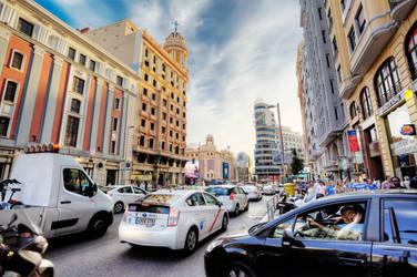 Madrid's Traffic