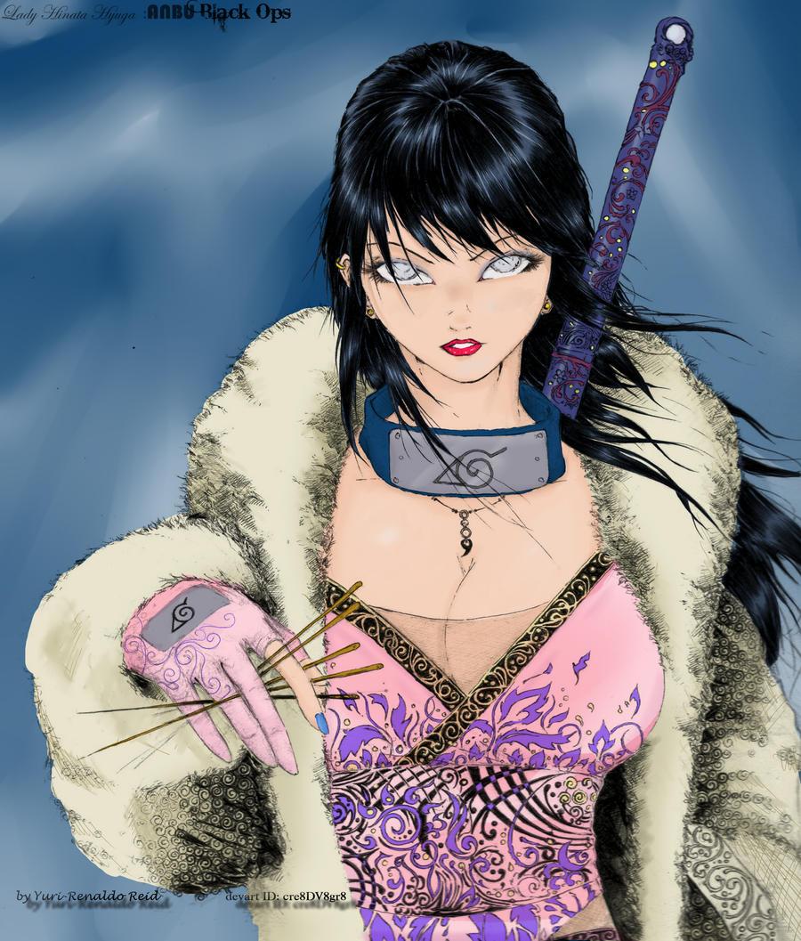 Lady Hinata Hyuga by cre8DV8gr8 by cgbutler