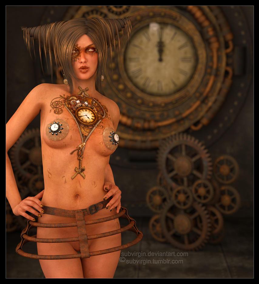 Timepiece by SubVirgin