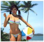 Beach Cutie 2