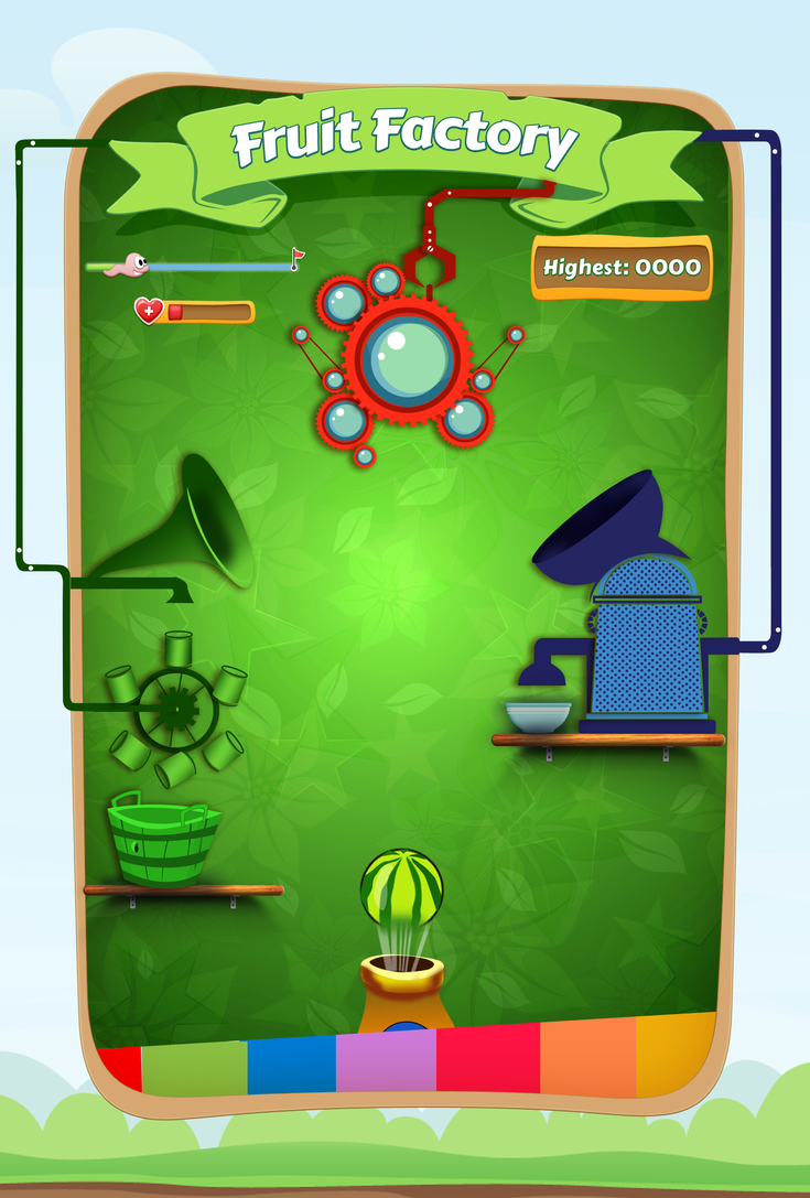 Fruit factory game - Fruit Factory Game Mode By Durraj