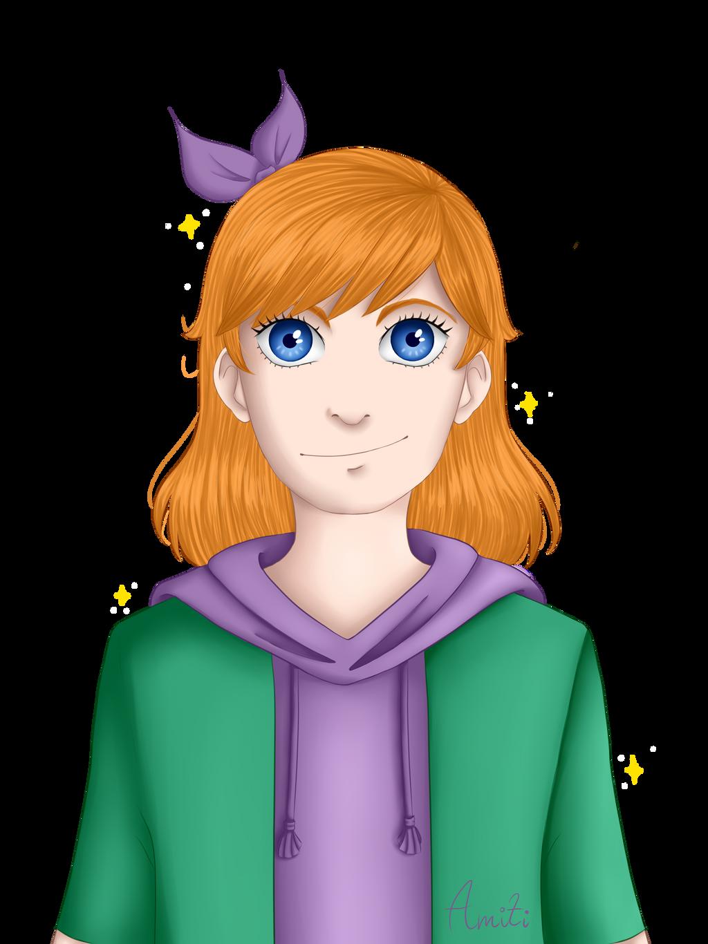 Matilda by AmitiArt