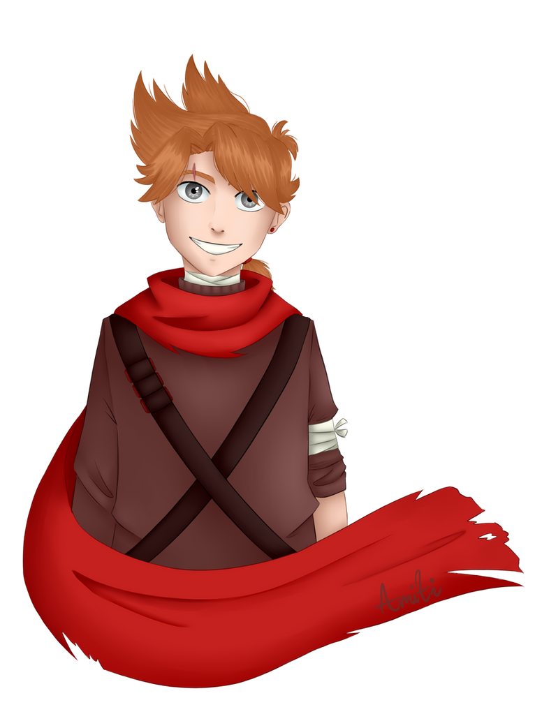 Tord [Lastworld] by AmitiArt
