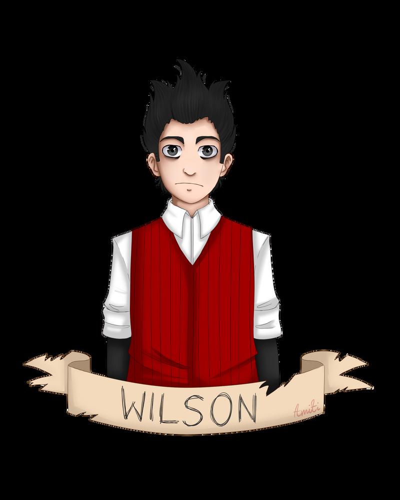Wilson by AmitiArt