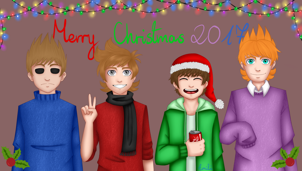 Merry Christmas! by AmitiArt