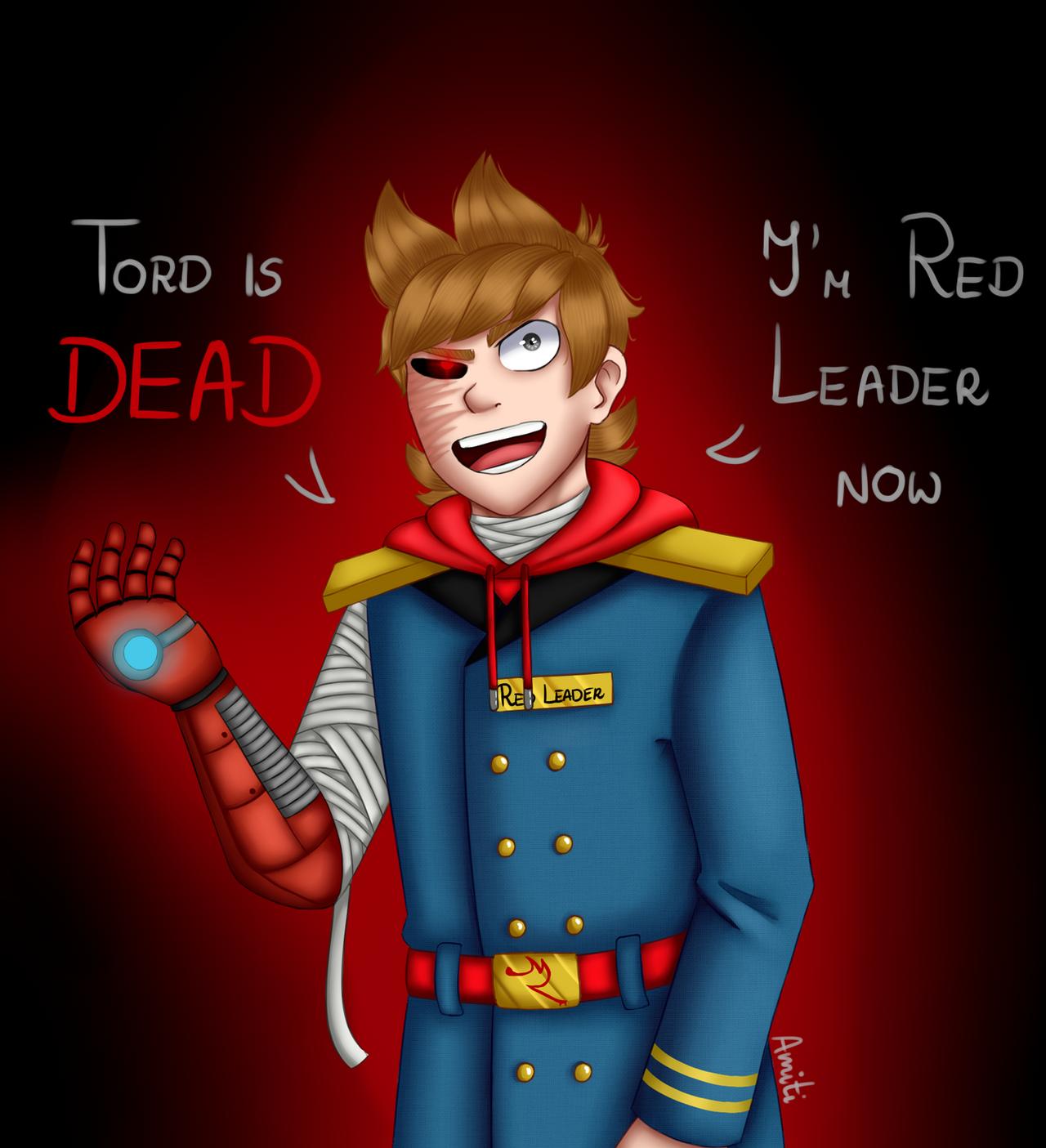 Tord is dead by AmitiArt