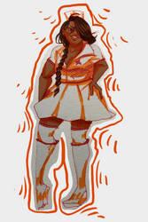 [SYN] stronk nurse by YE0U