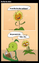 PVZ ocs - Not like the others