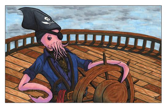 Capn Kraken