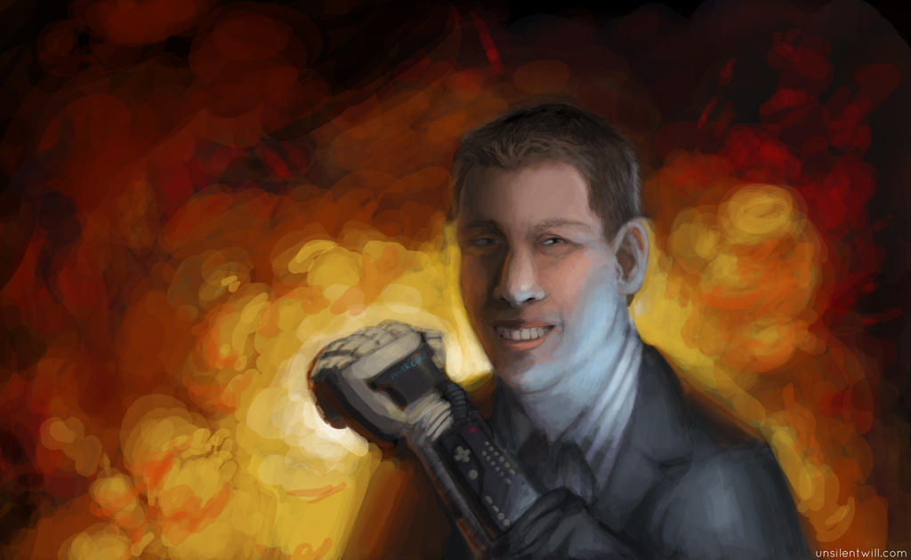 Jesse Divnich by unsilentwill