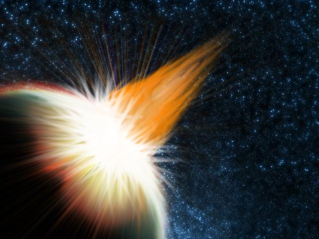Meteor by JekHazit