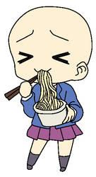 Chibis Love Noodles :: Clothed Base