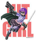 Hit Girl commission