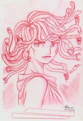 Medusa by RedShoulder