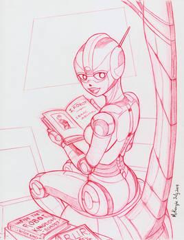 She, Robot