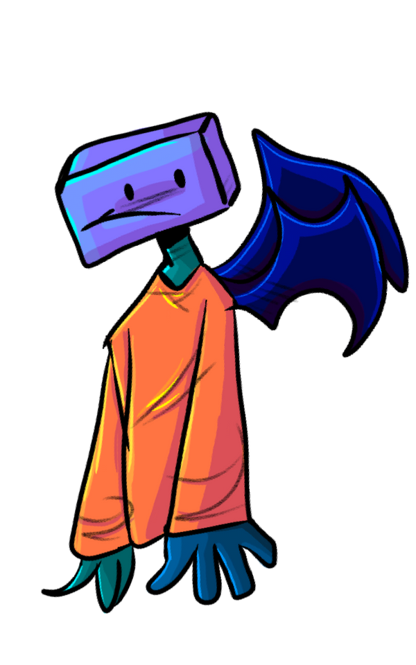 BoxBoy Color by SolangeGag