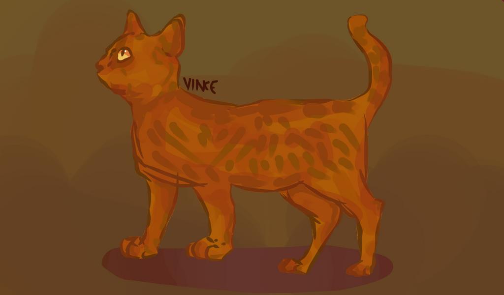 Bengal Cat by SolangeGag